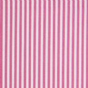 Gutermann Fabric Stripes French Cottage Pink - per quarter metre